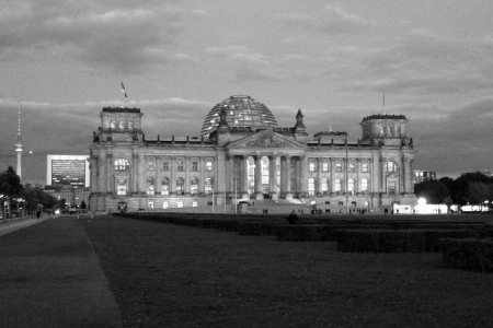 Deutscher Bundestag, Foto Andreas Schönefeld