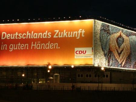 Mehrheitspartei, Foto Andreas Schönefeld