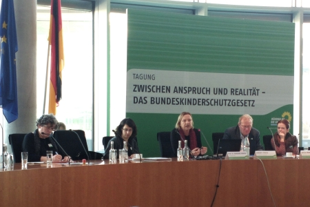 Prof. Dr. Knauer (Mitte), Foto Andreas Schönefeld