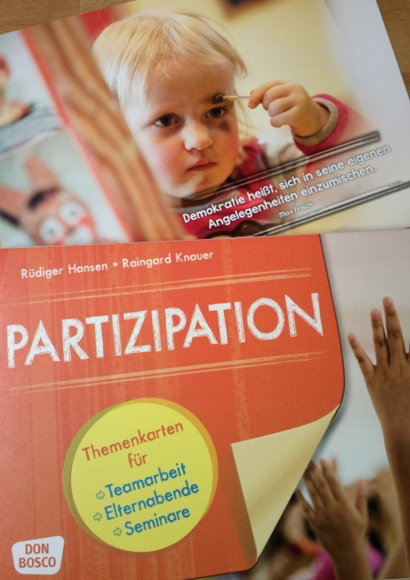 Themenkarten Partizipation, Foto: Andreas Schönefeld