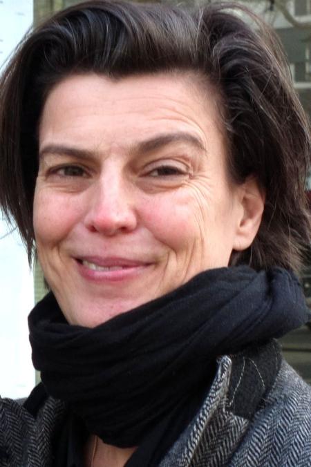 Carolin Emcke, Februar 2015, Foto Andreas Schönefeld