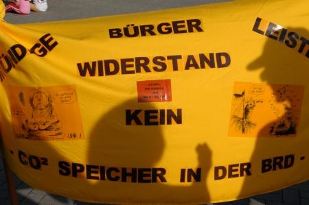 Bürger leiten Widerstand, Foto: Andreas Schönefeld