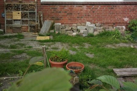 Naturschutz und Gartennutzung auf engstem Raum, Foto: Andreas Schönefeld