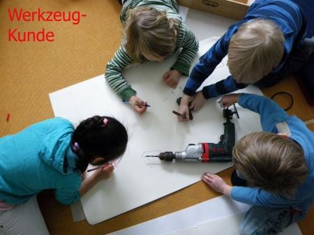 Werkzeuge, wofür?, Foto: Andreas Schönefeld