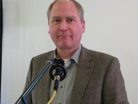 Michael Selck, Geschäftsführer der AWO Schleswig-Holstein 2014 zu Beginn des Projektes alle Kitas werden partizipativ, Foto Andreas Schönefeld